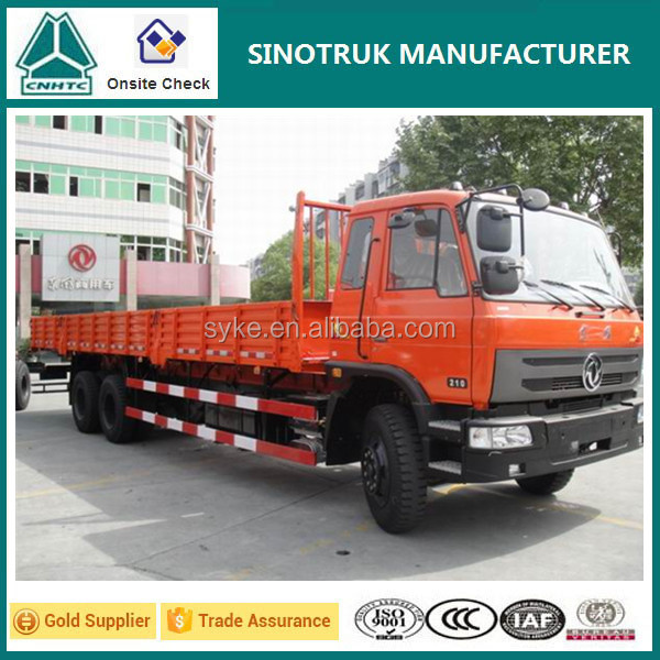 10ton cargo truck / 10 ton flat truck for sale!