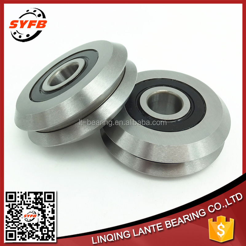 "RM2ZZ 3/8"" V High quality deep groove ball bearings made in china"
