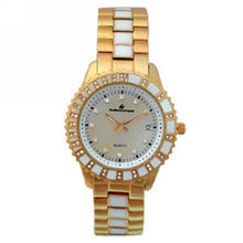 2013 mix color circle wooden fashion watch gold