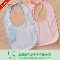Waterproof Baby Cotton Bib