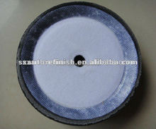 "9"" concavity polishing foam pad"