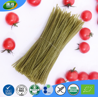 Wholesale non-fried health food organic halal gluten free green bean yam yam noodle