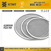 aluminum 6 to 24 inches mesh pizza screen