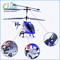 New 3CH Remote control Metal aircraft Toy---3 Channel Infrared RC Helicopter