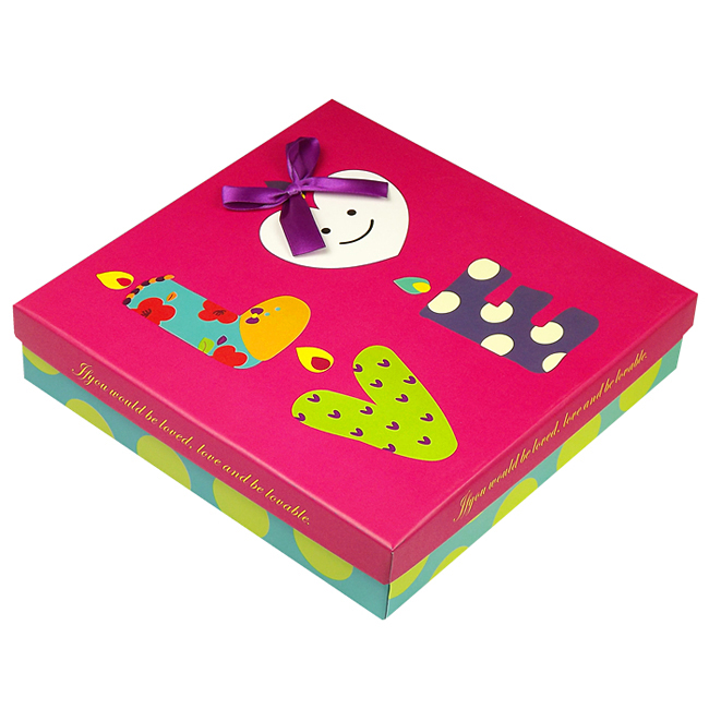 Magic Design Cardboard Chocolate Packaging Box, Wholesale Colorful Cardboard Paper Chocolate Box