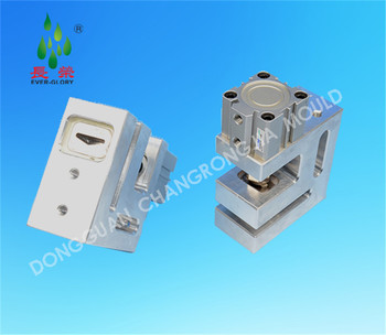 Pneumatic Type Triangle Hole Puncher for Plastic Packaging Bag