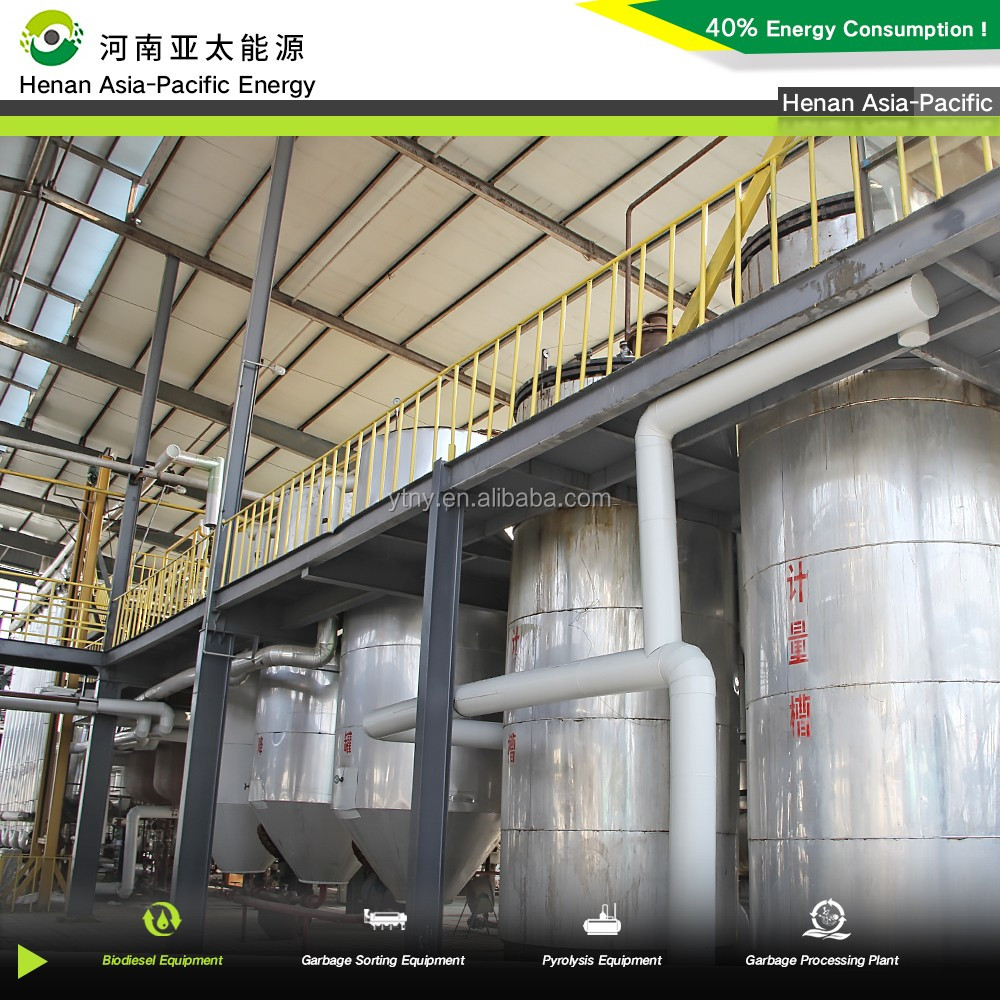 biodiesel plant from used cooking oil palm acid oil biodiesel plant exports