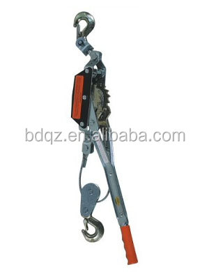 wire rope tightener/hand puller/lifting tools wire cable puller
