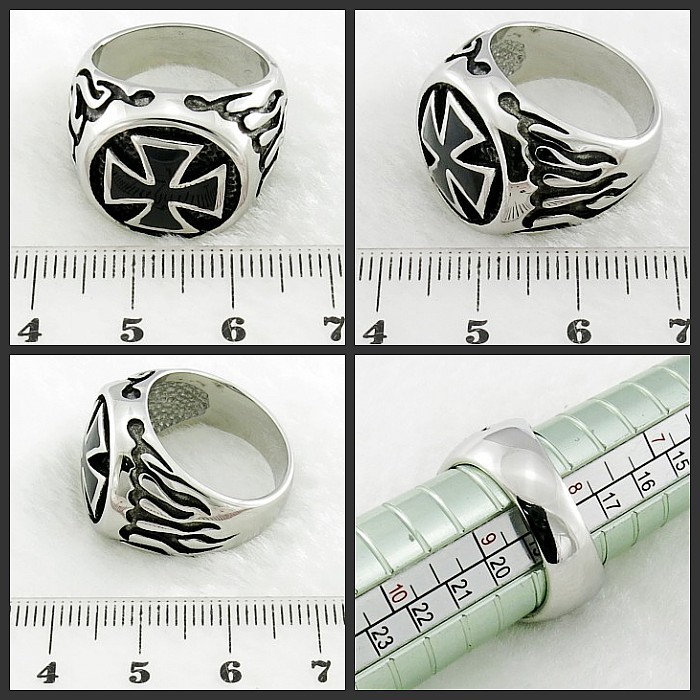 casting 316L Stainless Steel Ring