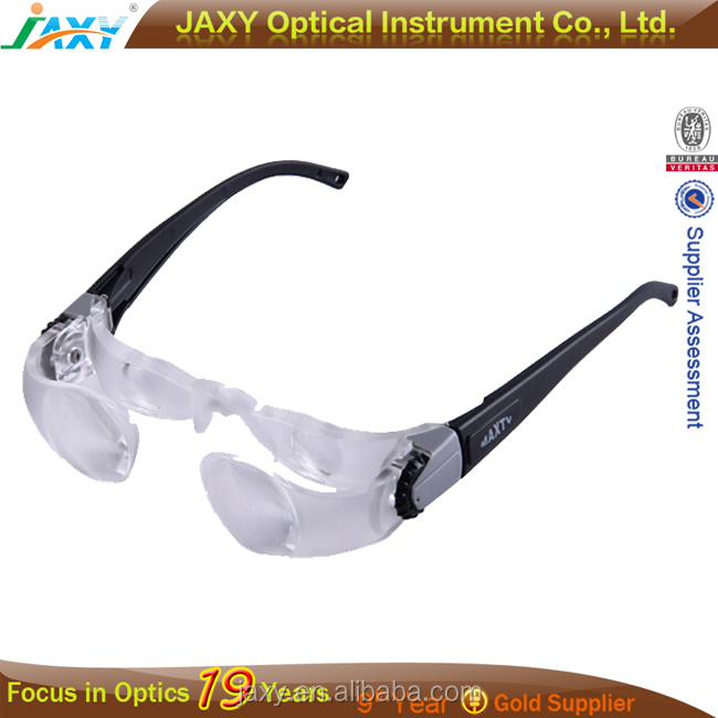 2014 new portable head binoculars glasses