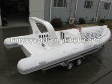 2013 new design rigid inflatable boat