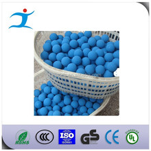 Hot Sale Double Color Rubber High Bouncing Squash Ball,Rubber Ball