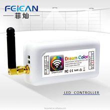 FEICAN Smart Home system WIFI artnet dmx remote controller rgb led strip wifi controller