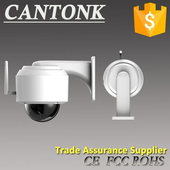 Cantonk Wireless Mini IP Wifi Camera 1080p HD Network Home CCTV Audio/Video Security Camera