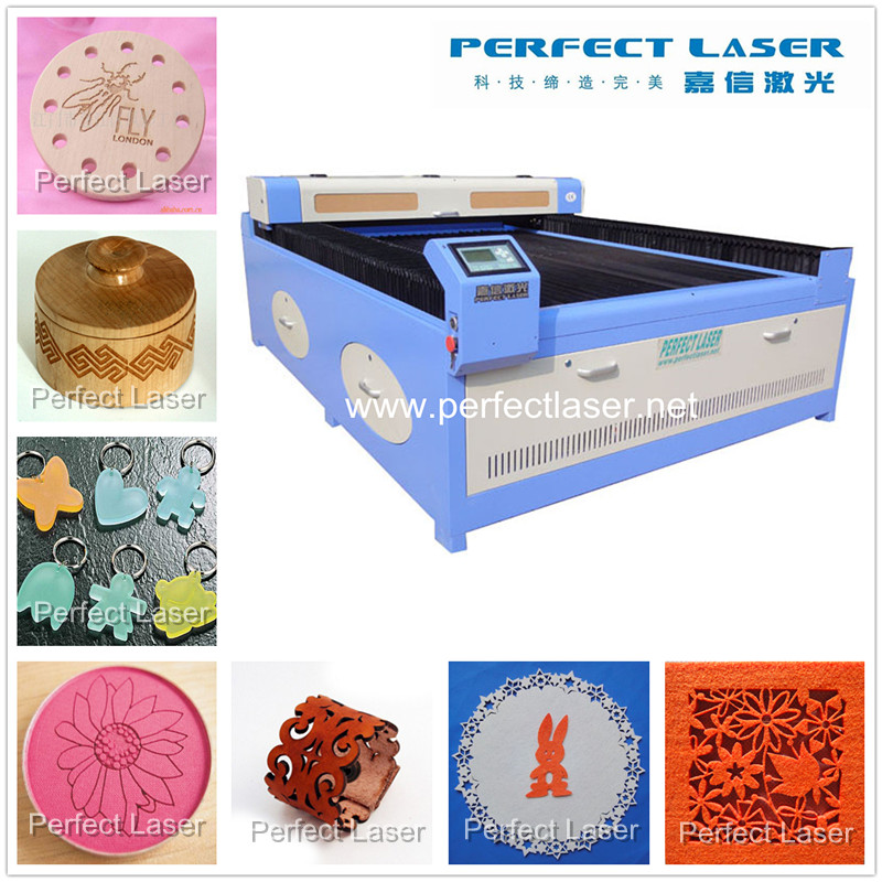 Wood / MDF / Acrylic / Organic Glass non metal co2 Illuminated Advertising Light Box Laser Cutting Machine