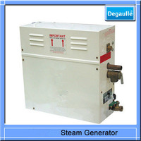 Sauna steam generator portable generators 8kw Degaulle steam generator for wet steam sauna