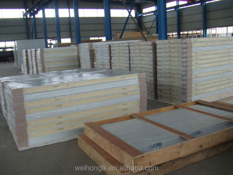 Best seller pu sandwich wall panel