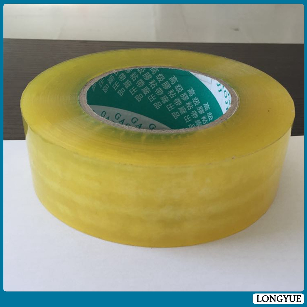 Low Price Guangdong food grade vegetable opp packing tape for supermarket