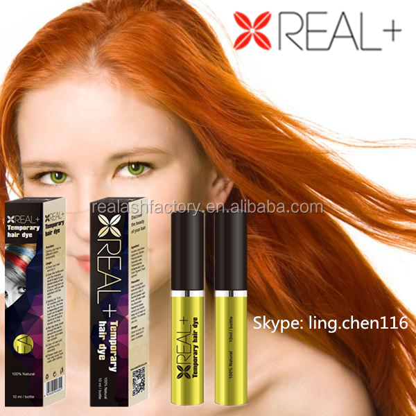 Trendy Christmas gifts 2014, real plus non allergic hair dye!