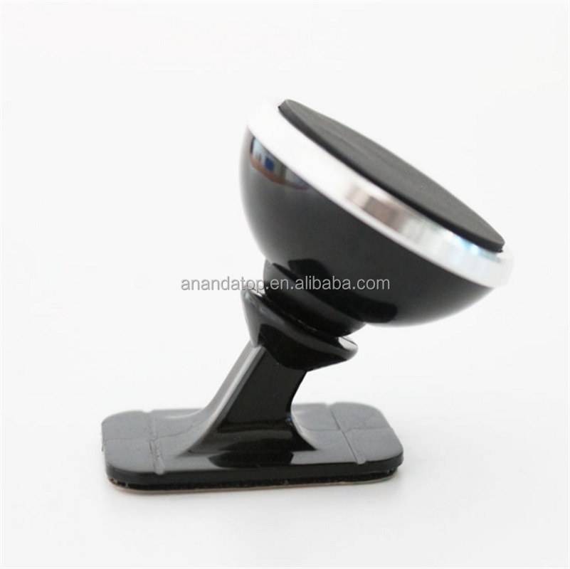 Car Dashboard 3M Sticker mounts magnetic car holder car phone holder for smart mobile phone