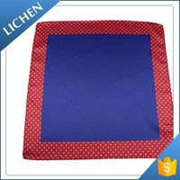 High quality professional supplier Men's Polyester handkerchief for sale