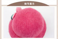 Autumn And Winter Baby Wool Felt Hat Girls Bowknot Big Brim Floopy Cap Kids Accessories In Stock KC81207-30