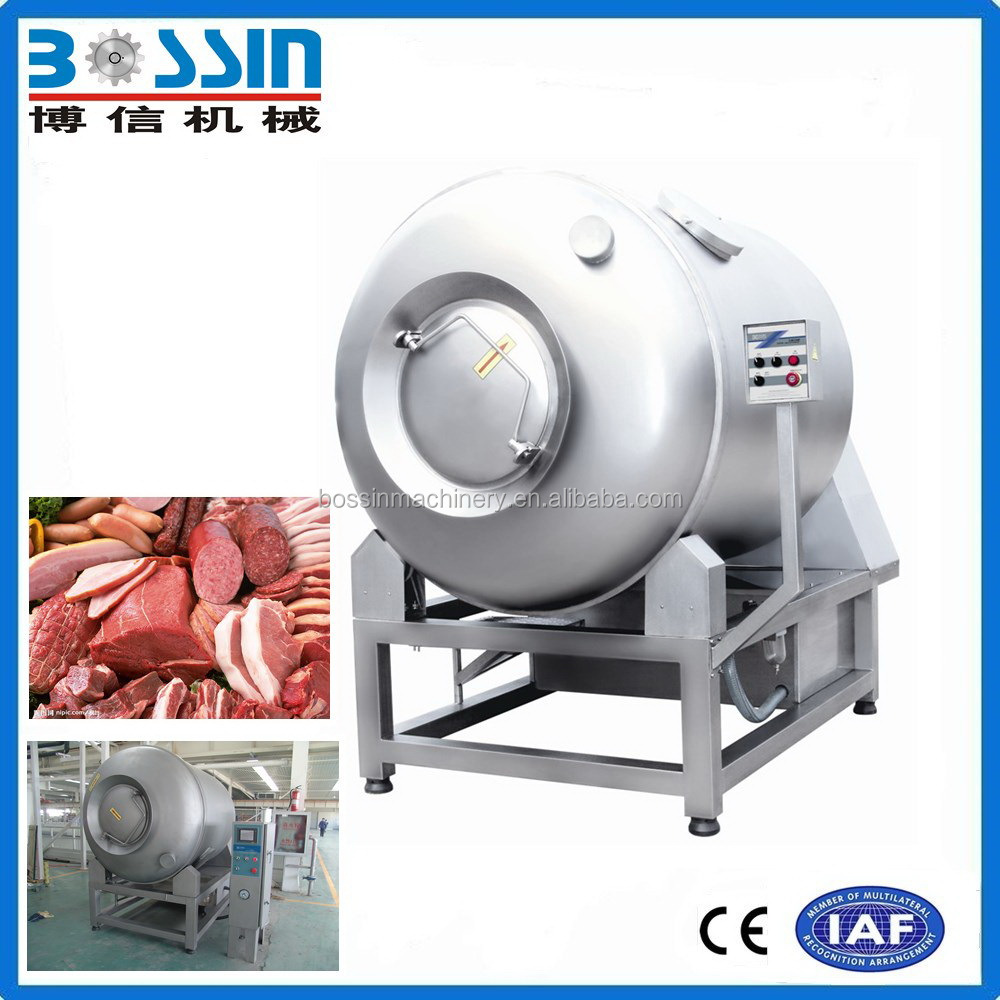 High production efficiency reasonable price hot and cold water tumbler for meat
