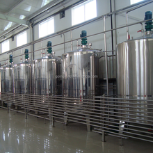 Automatic fruit vinegar production line fruits vinegar manufacturing machine good price for sale