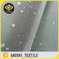 Wholesale Products 600D Polyester Waterproof Oxford Cloth For Pencil Bag Fabric With PVC Backing
