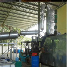 JNC Auto Engine Oil Recovery Plant