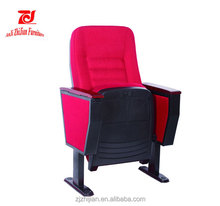 Comfortable theater seats auditorium seat Cheap auditorium chair with writing pad theater Seatting