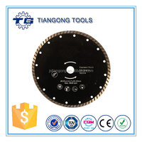 TG Tools Standard Size 16/20/22/23/25.4mm diamond saw blade stone cutting machine