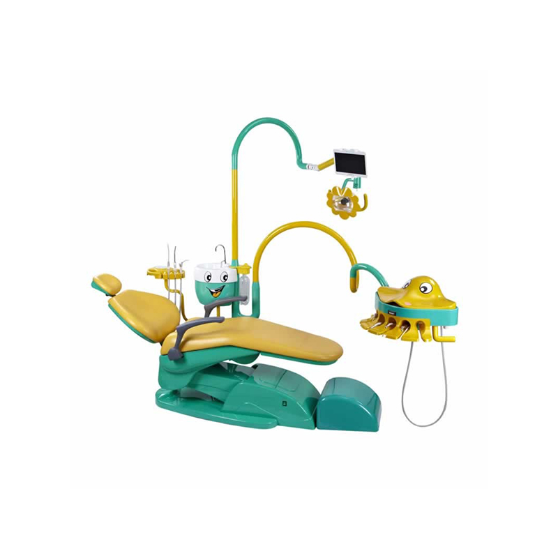 Care and Orthodontics children's dental chair