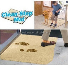 Super Absorbant Magin Door mat Microfibre Clean Step Washable Non-slip Mat 46cmx72cm