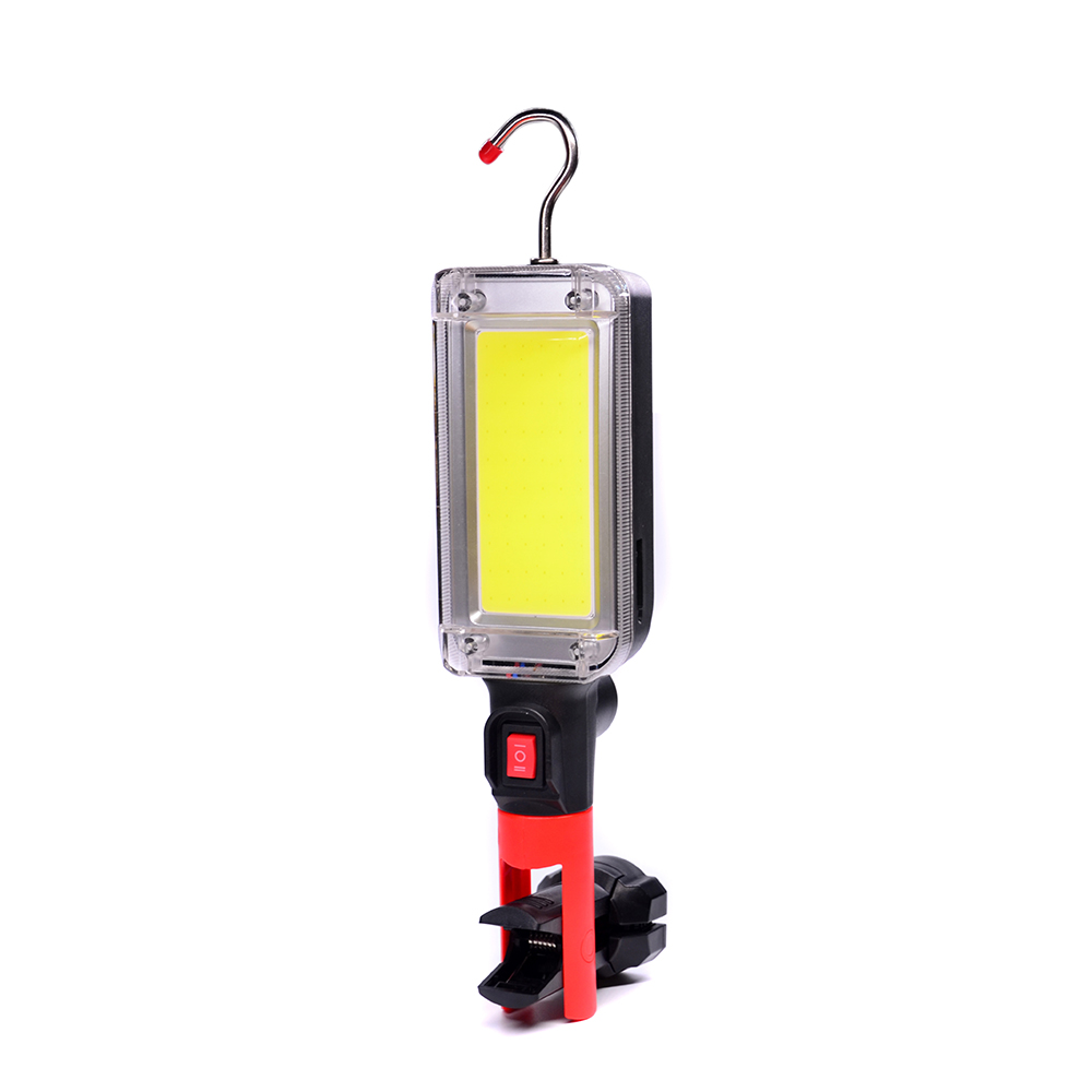 NEW 700 Lumen 10W Cob Led Rechargeable Work Light Adjustable 3 Years Warranty