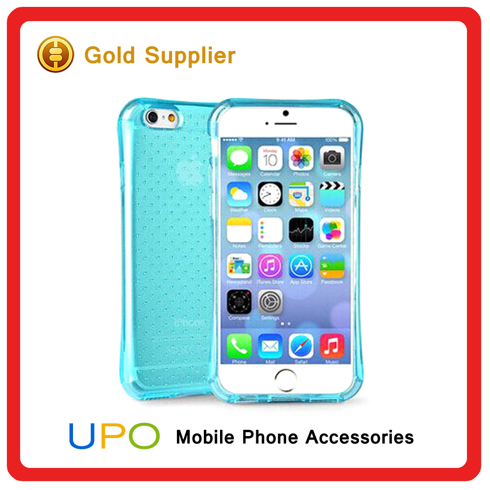 [UPO] Universal Transparent Shockproof Waterproof Slim Cell Phone Case for iphone 5 6 6S