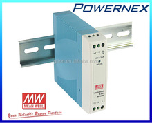 [Powernex] Meanwell MDR-10-5, 10W 5V 2.0A, Industrial DIN RAIL, Miniature Single Output, class I