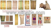 jute bags All kinds Food , Agro Packing Bags