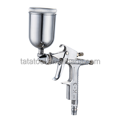 k-3 high quality repair painting hvlp mini spray gun