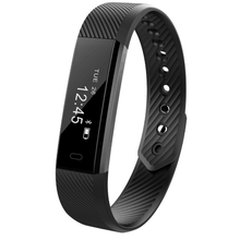 ID115 HR Bluetooth Heart Rate Monitor Smart Bracelet Dayday Band Fitness Tracker Step Counter For Android IOS Phone