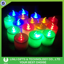 Color Changing LED Electric Candle Light