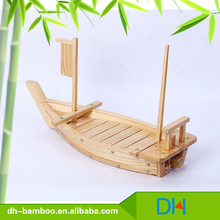 Wholesale Wooden Sushi Boat for Putting Japanese Cuisine