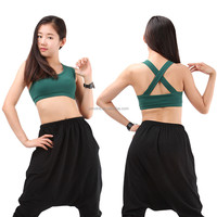 Women X Back Crop Bra Top