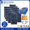 BESTSUN 10000W renewable energy product off grid solar power system all in one solar system