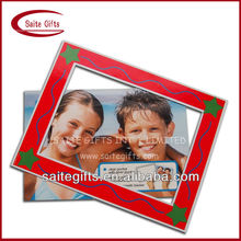 Customized offset printing Paper Magnetic Photo Frame