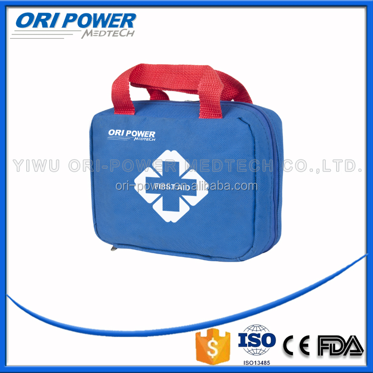 OP CE FDA ISO approved camping outdoors travel first aid kit