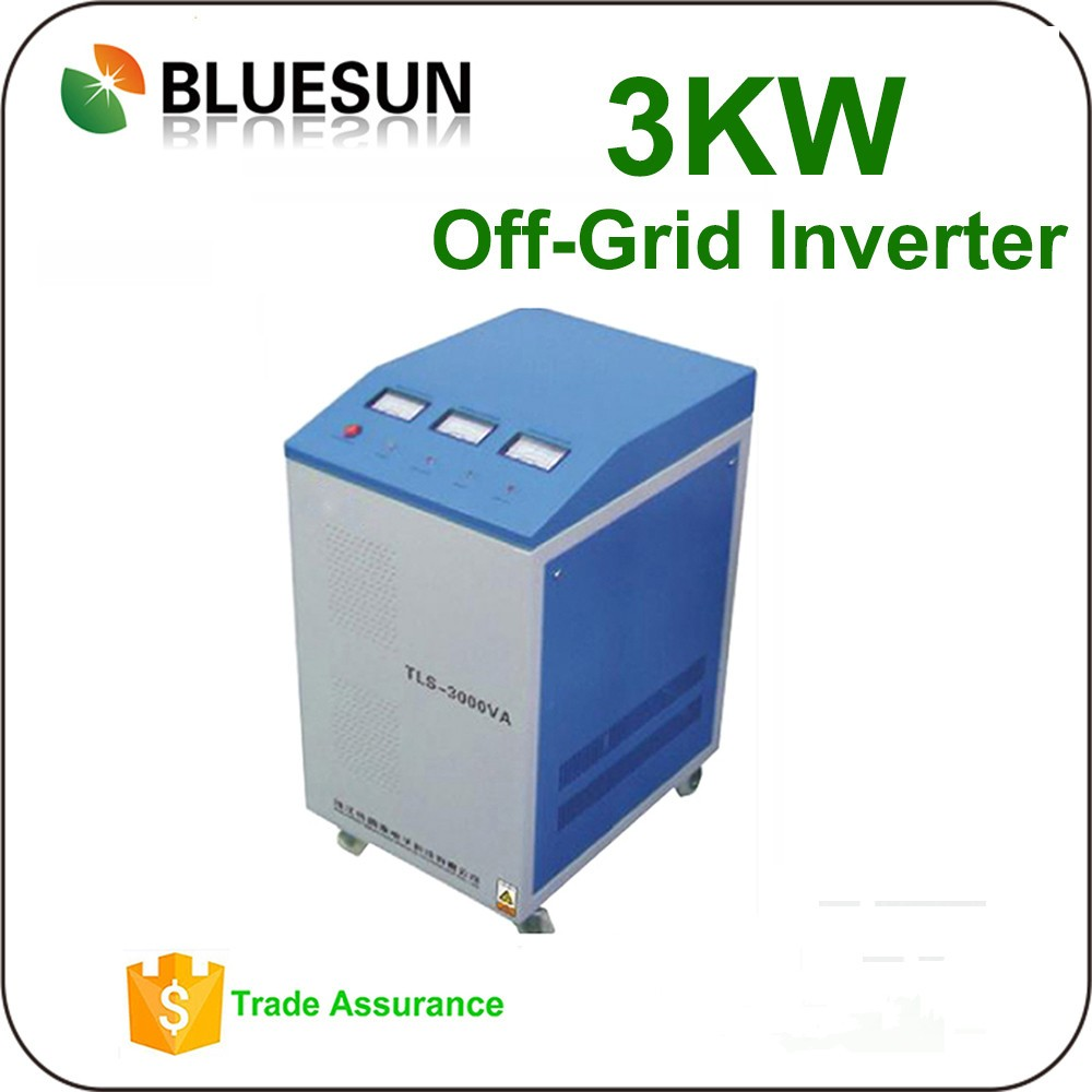 Bluesun good quality solar panel converter