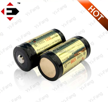 Big Discount! EFAN 18350 750mah 15A 3.7v IMR High Drain LiMn Button Top Battery