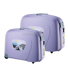BUBULE New Design Polypropylene Travel Chinese Suitcases