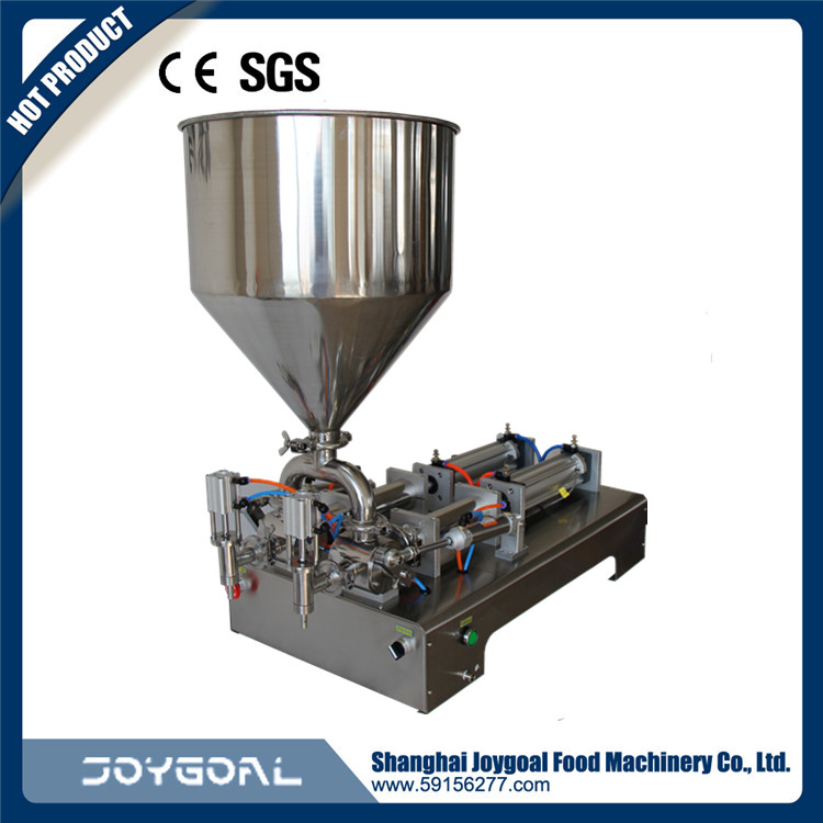 Good price manual paste tablet machine juice filling machine with high quality